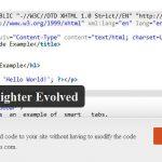 【WordPress】記事にソースコードを表示するプラグイン「Syntax Highlighter」