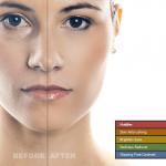 フォトショ詐欺!?Photoshopで肌や目を簡単に写真加工できる「Skin Retouching」