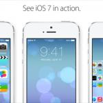 発表されたばかりのiPhoneの新機能が体験できる「See iOS 7 in Action」