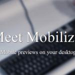【iPhone/Android】パソコンでスマートフォンの表示を確認できるツール「Mobilizer」